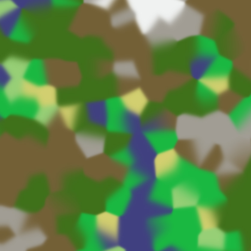 Voronoi Interpolation
